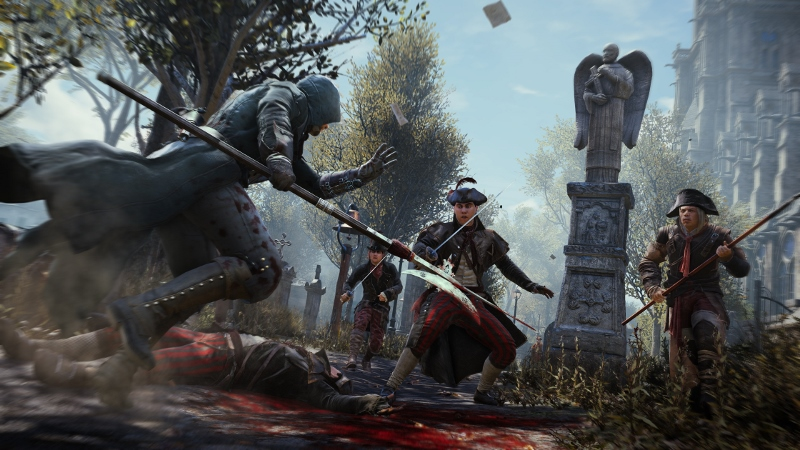 Assassin's Creed: Unity Review