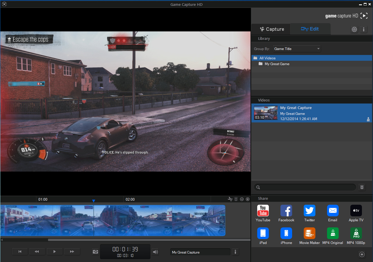 Elgato Game Capture HD Review