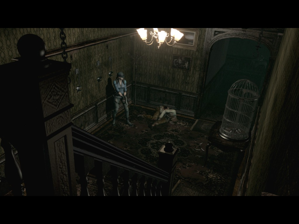 Resident Evil HD Remake Review