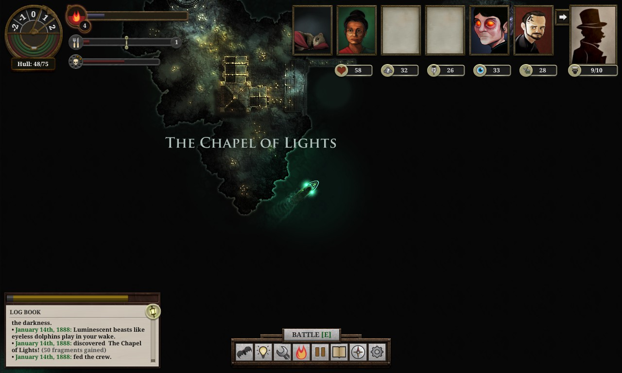 Sunless Sea Review