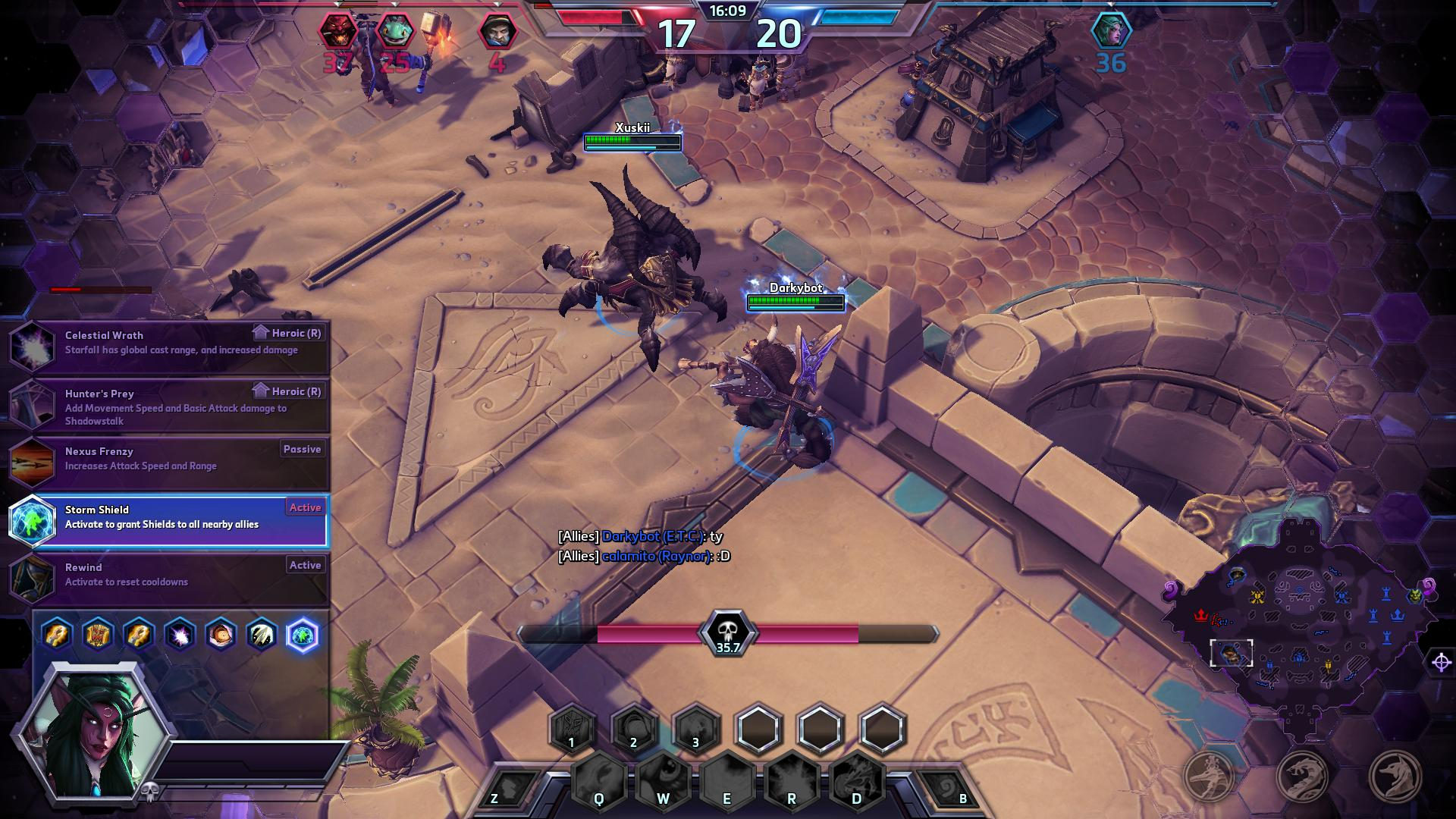 Heroes of the Storm Review