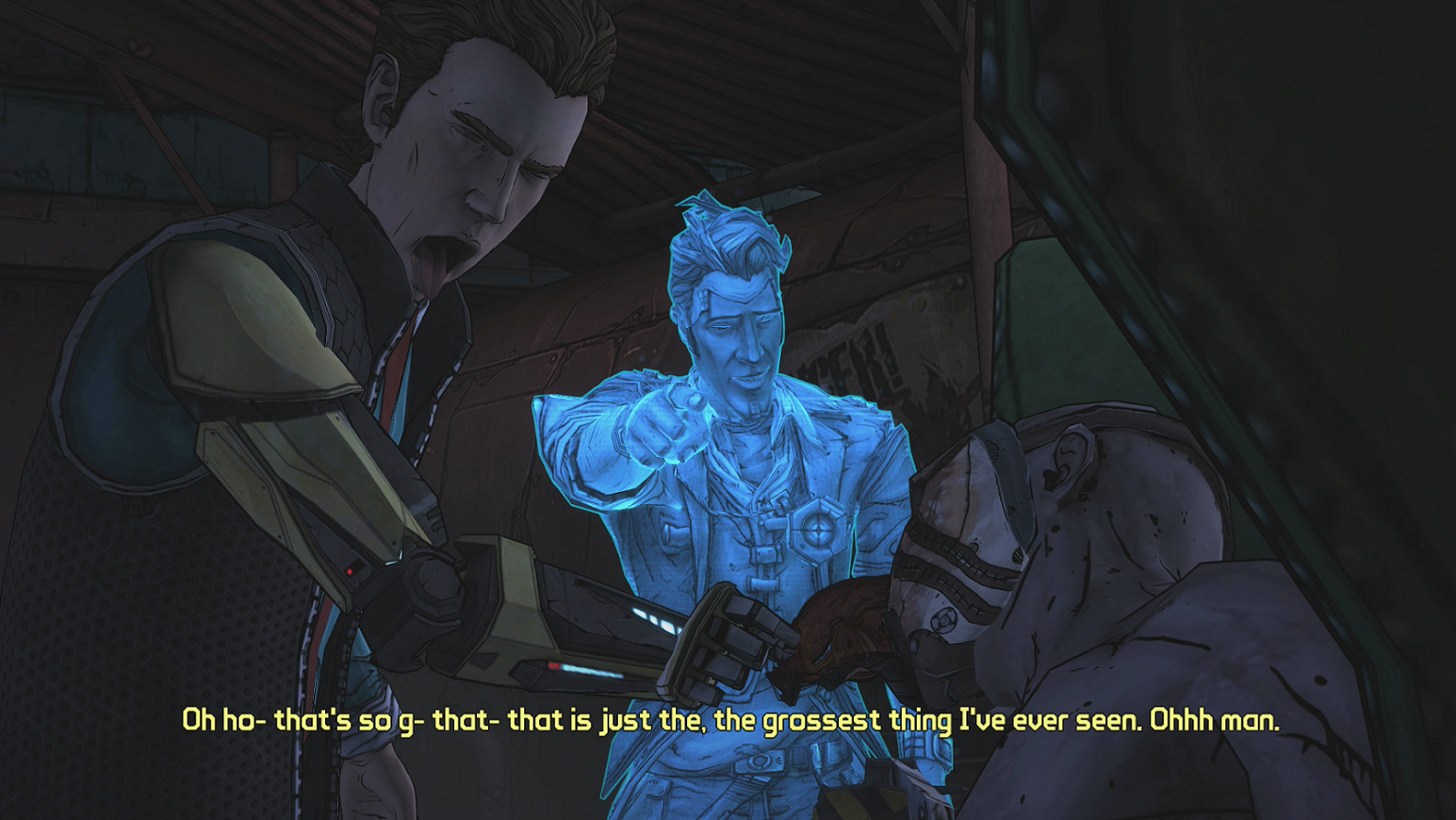 Tales from the Borderlands: Escape Plan Bravo Review