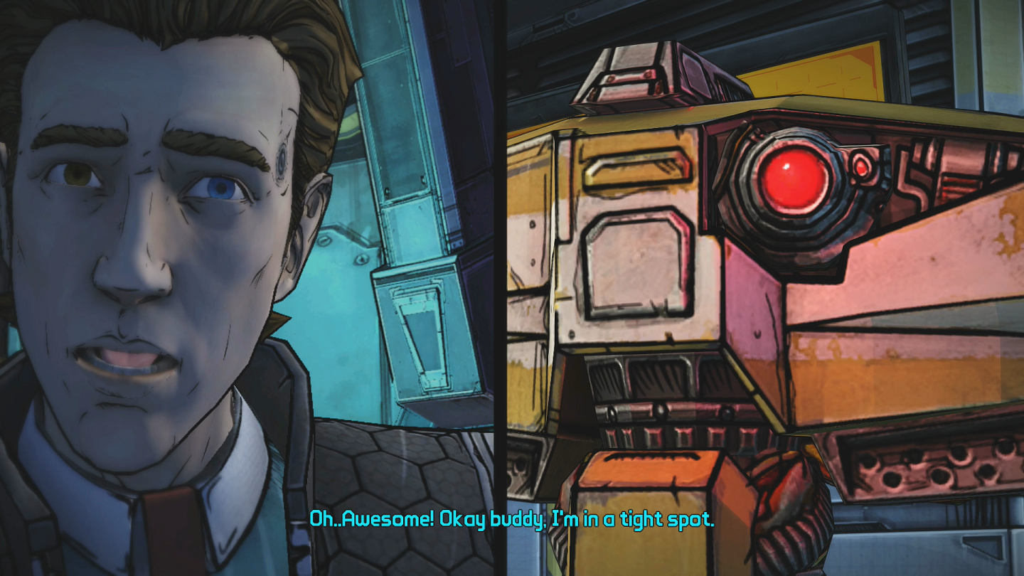Tales from the Borderlands: Vault of the Traveler Review