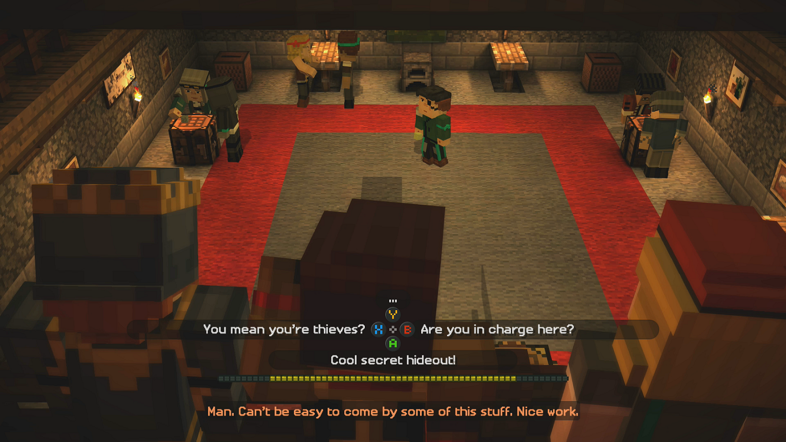 Minecraft Story Mode: Order Up Review