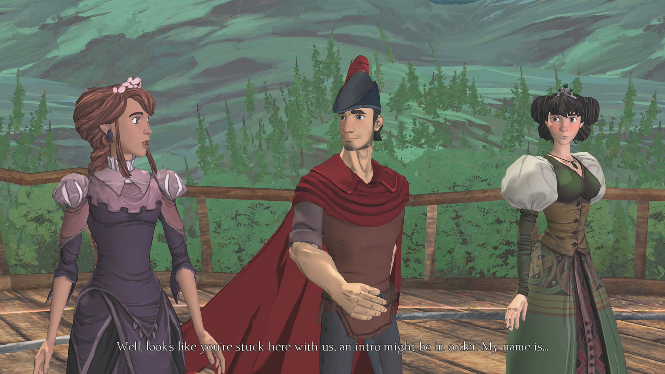 King's Quest Episode 3: Once Upon a Climb Review