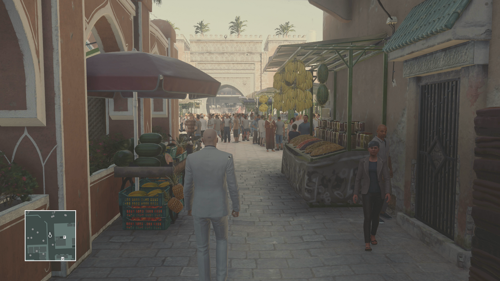 Hitman: Marrakesh Review