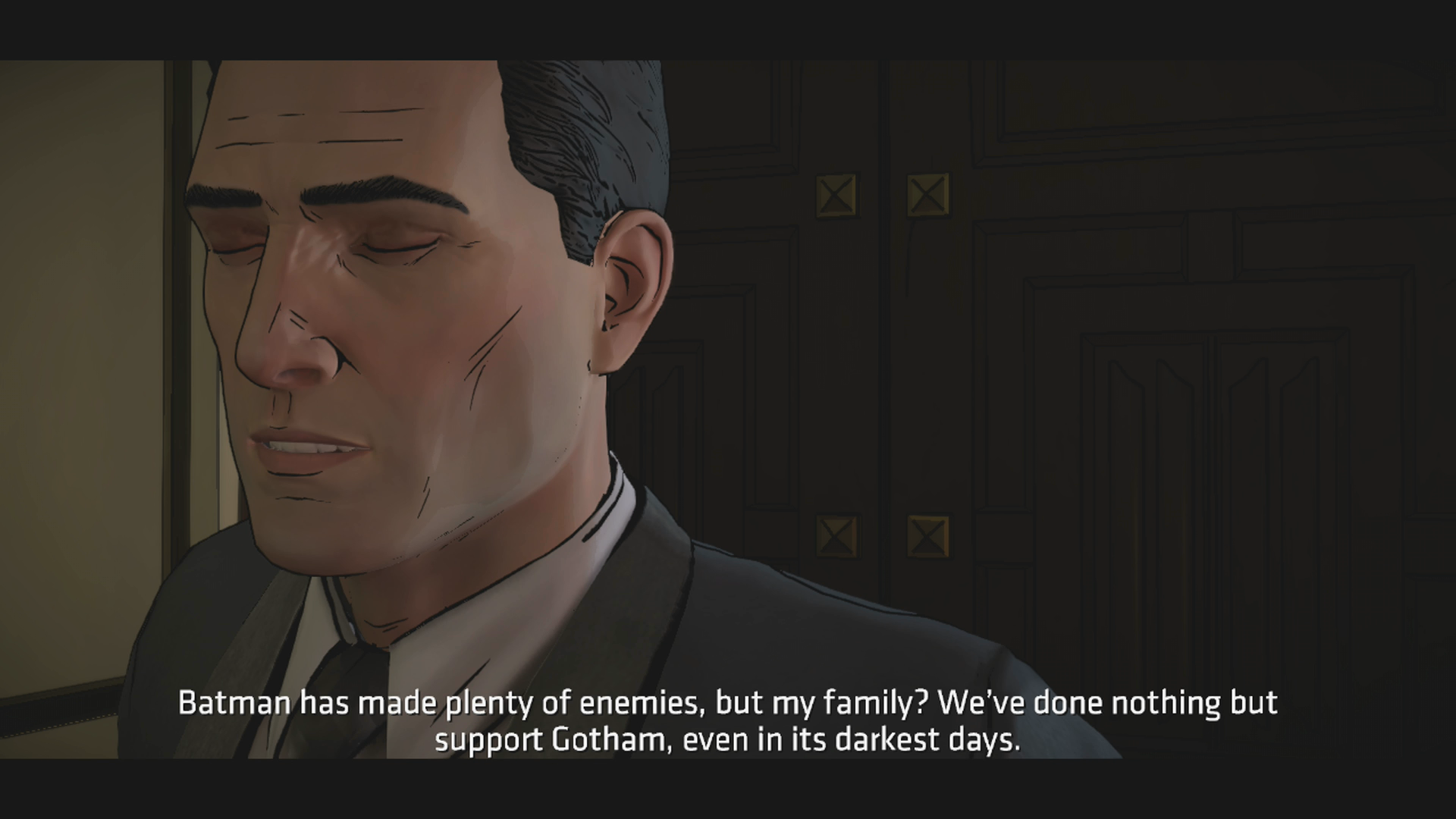 Telltale Batman: Episode 1 Review