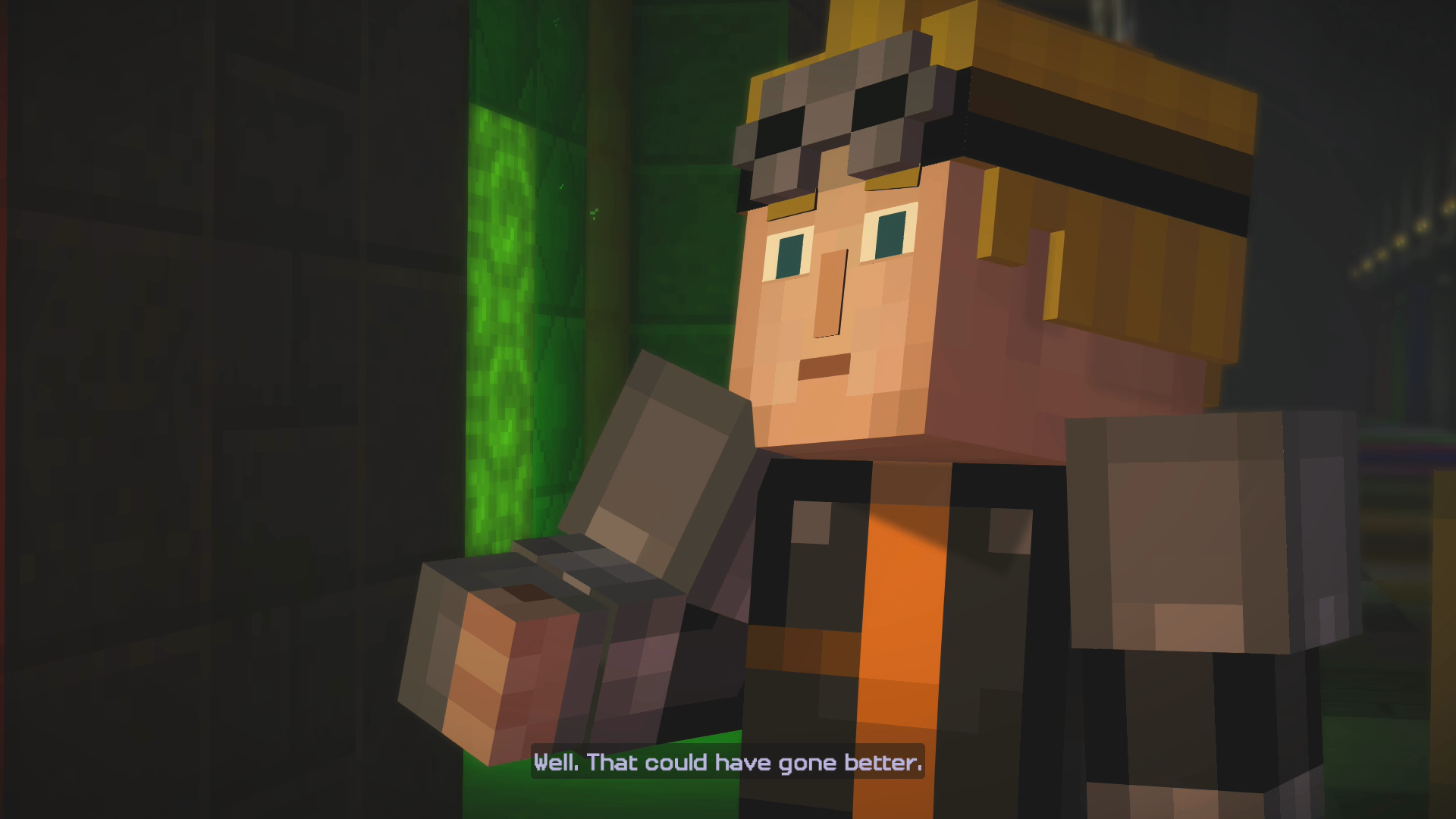 Minecraft Story Mode - Access Denied Review