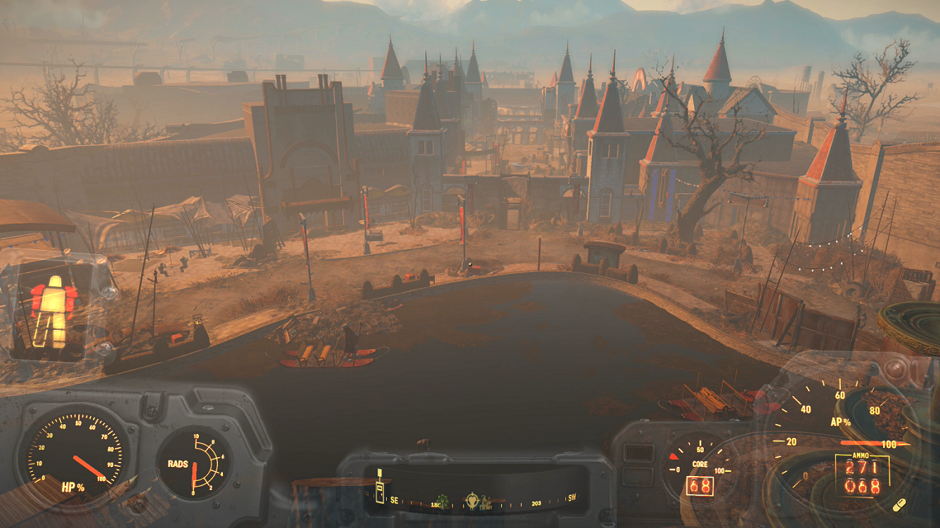 Fallout 4: Nuka-World Review
