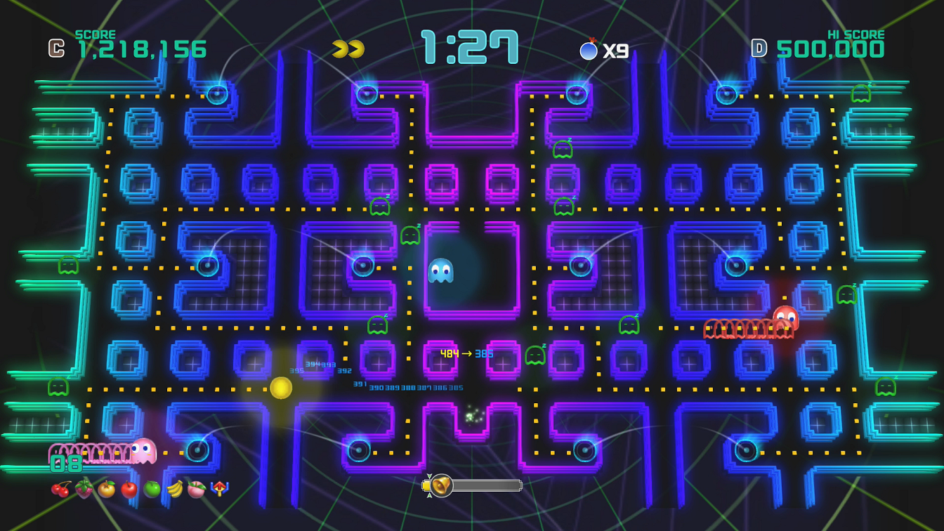Pac-Man: Championship Edition 2 (Xbox One) Review | High-Def Digest