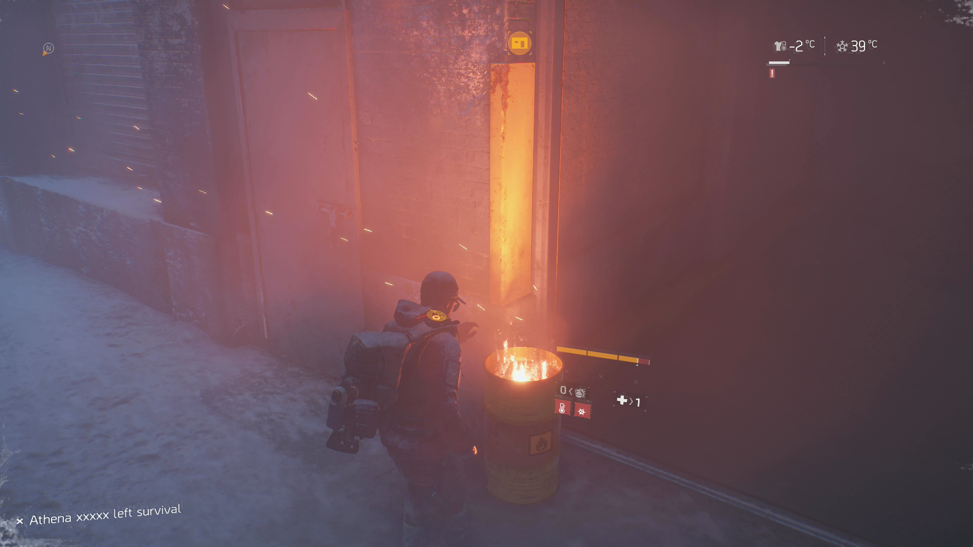 The Division: Survival Review