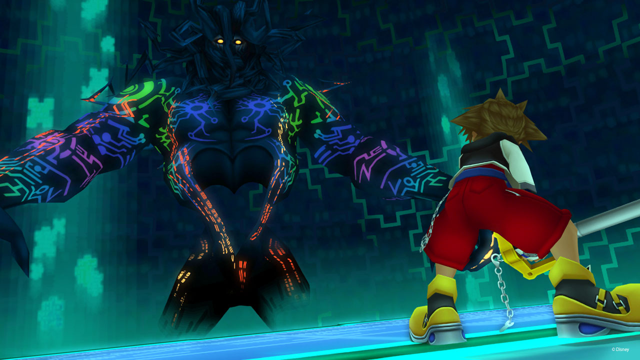 'Kingdom Hearts HD 2.5 HD ReMIX'