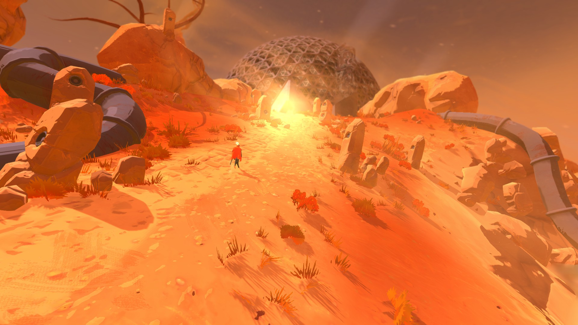 Furi Screenshots