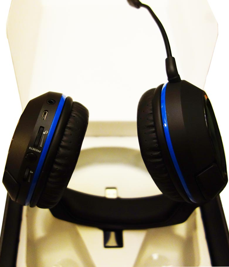 Turtle Beach Ear Force Stealth 500P (PS4) Review | High-Def Digest