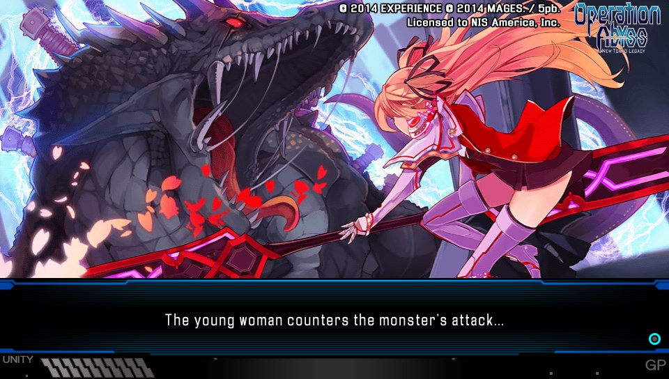 Operation Abyss: New Tokyo Legacy vita review