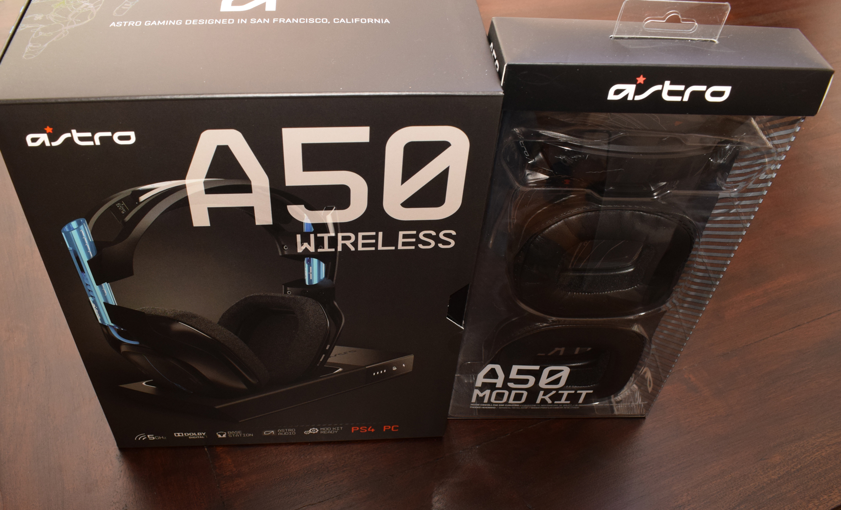 A50 Wireless Headset + Base Station (Gen 3) PS4/PC review