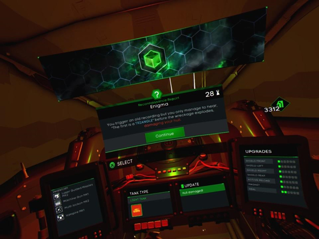 Battlezone PS VR review