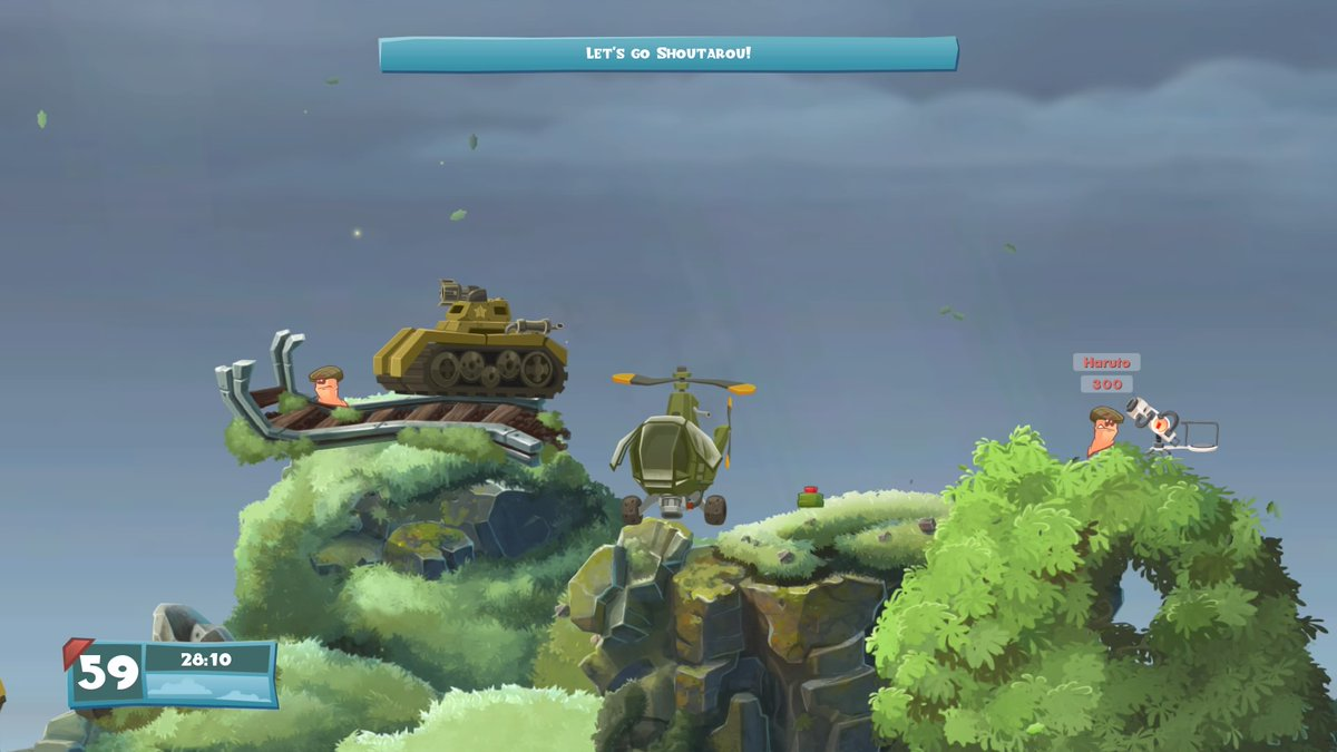 'Worms W.M.D' Review