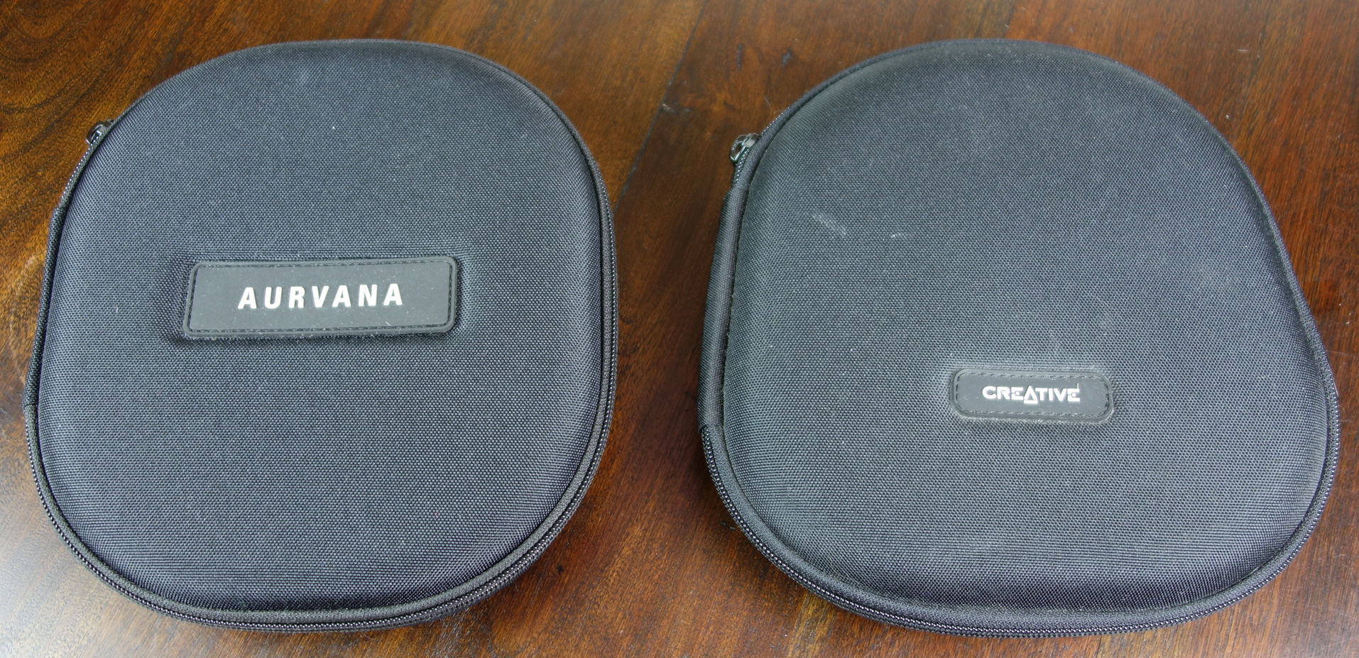 Creative Aurvana ANC X-Fi cases