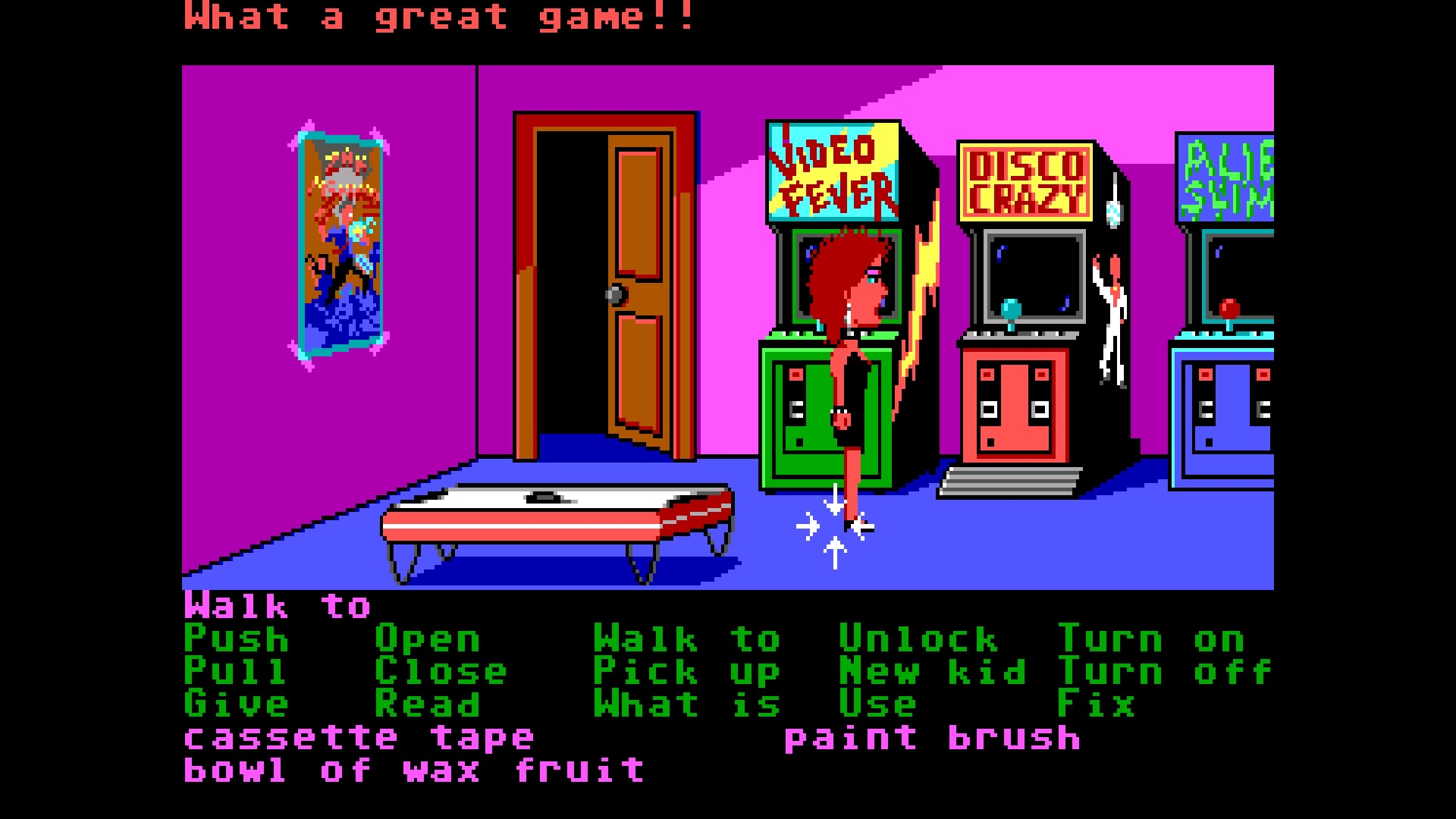Day of the Tentacle Remastered Maniac Mansion PS4