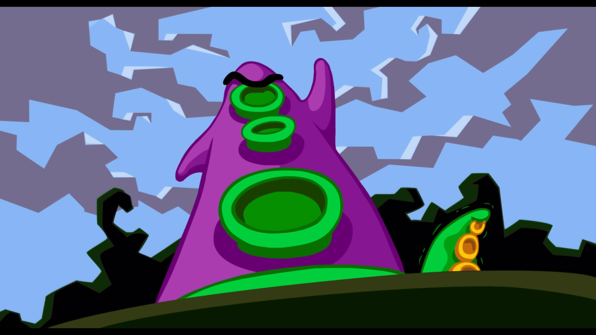 Day of the Tentacle Remastered PS4