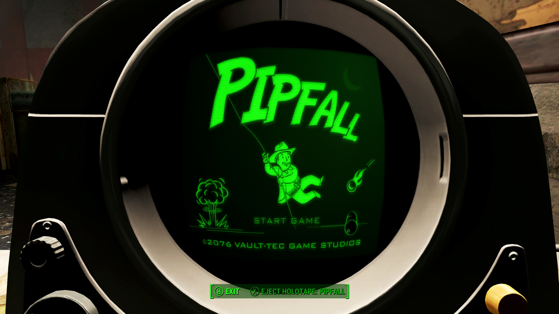 Fallout 4 Xbox One Review Pipfall Screenshot