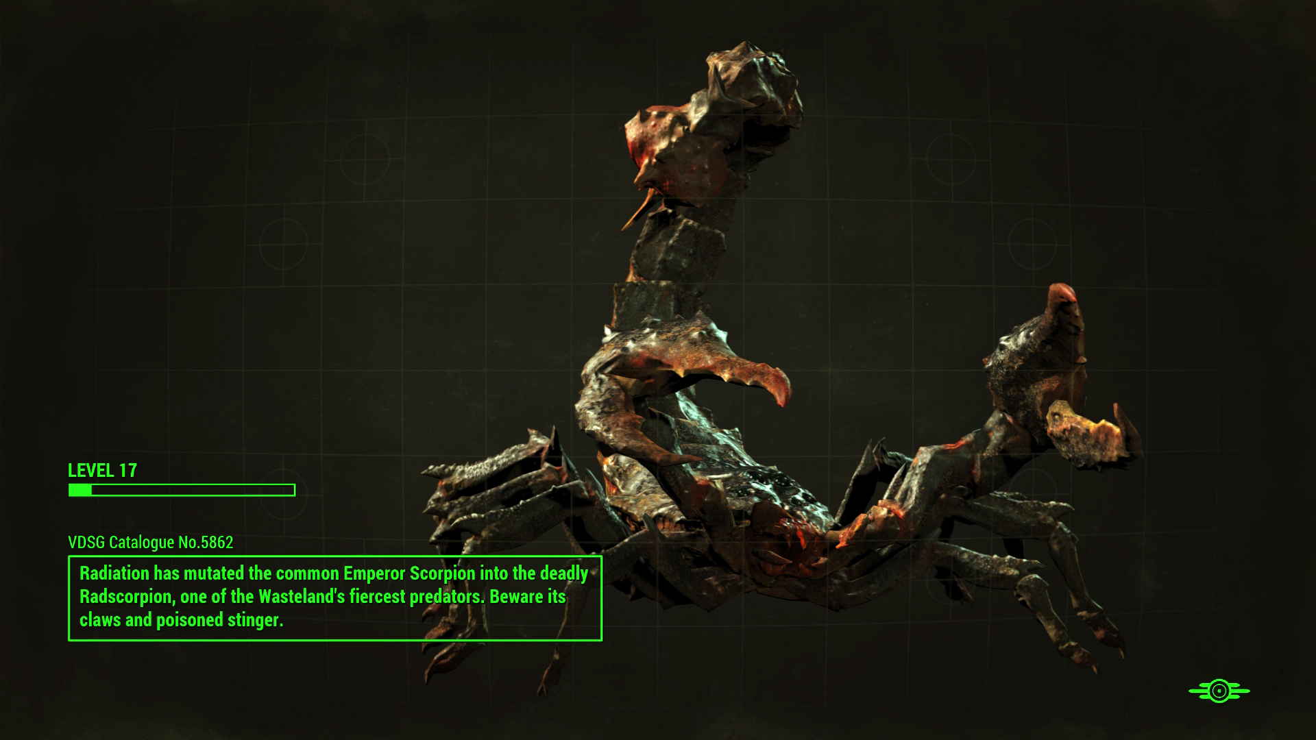 Fallout 4 Xbox One Review Radscorpion Screenshot