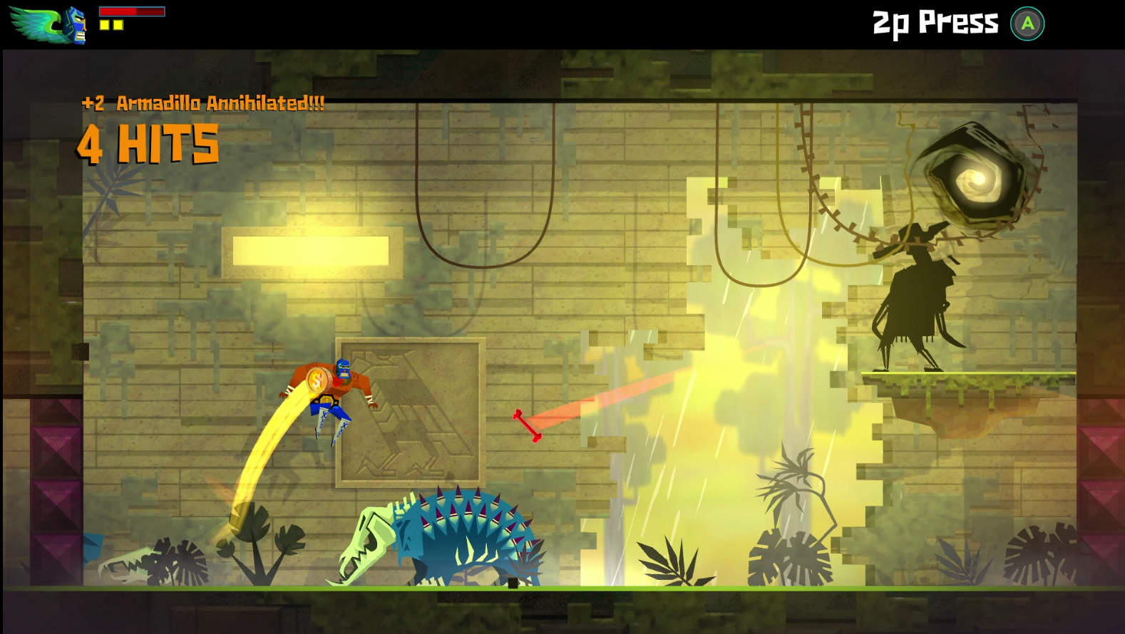 Guacamelee! Super Turbo Championship Edition Xbox One Review