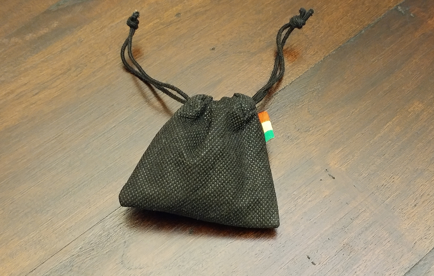 House of Marley Nesta In-Ear Headphones Travel Stash Bag