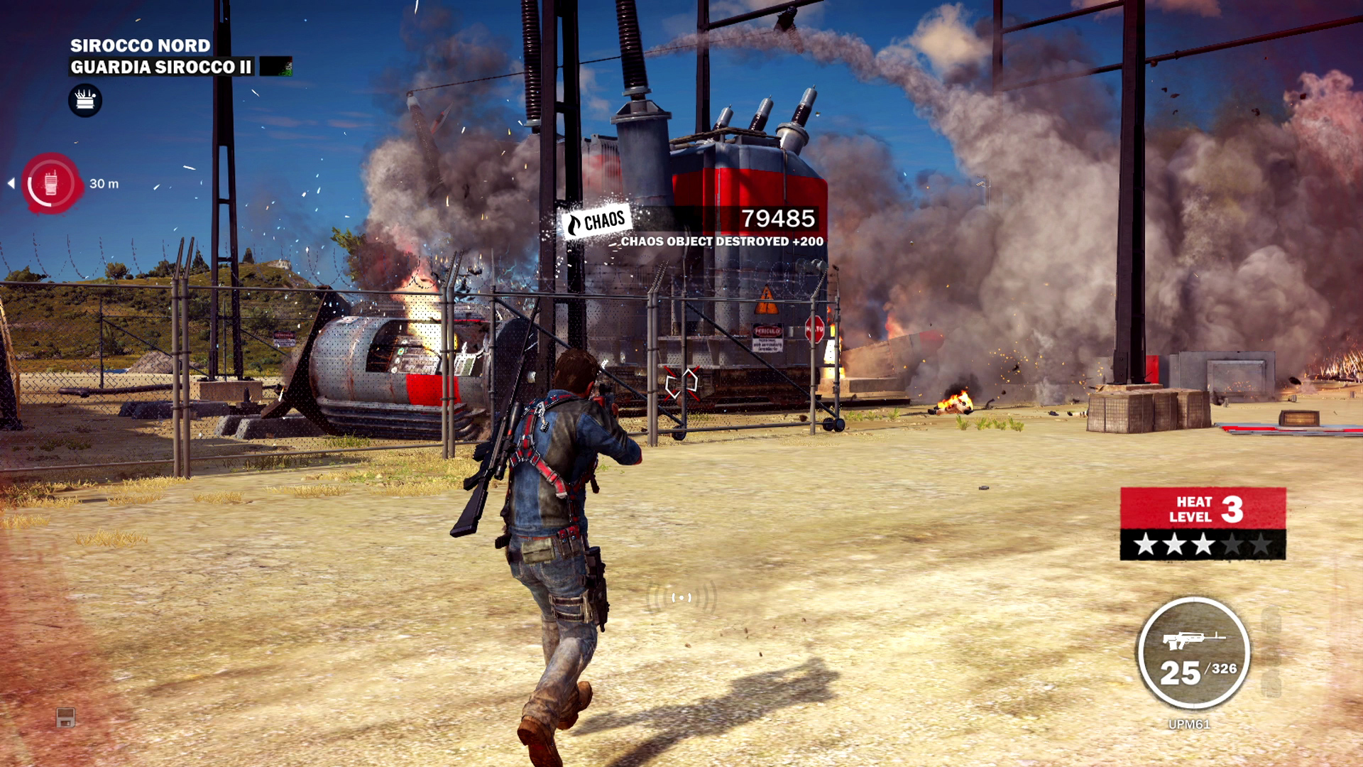 just cause 3 xbox one review high def digest. Black Bedroom Furniture Sets. Home Design Ideas