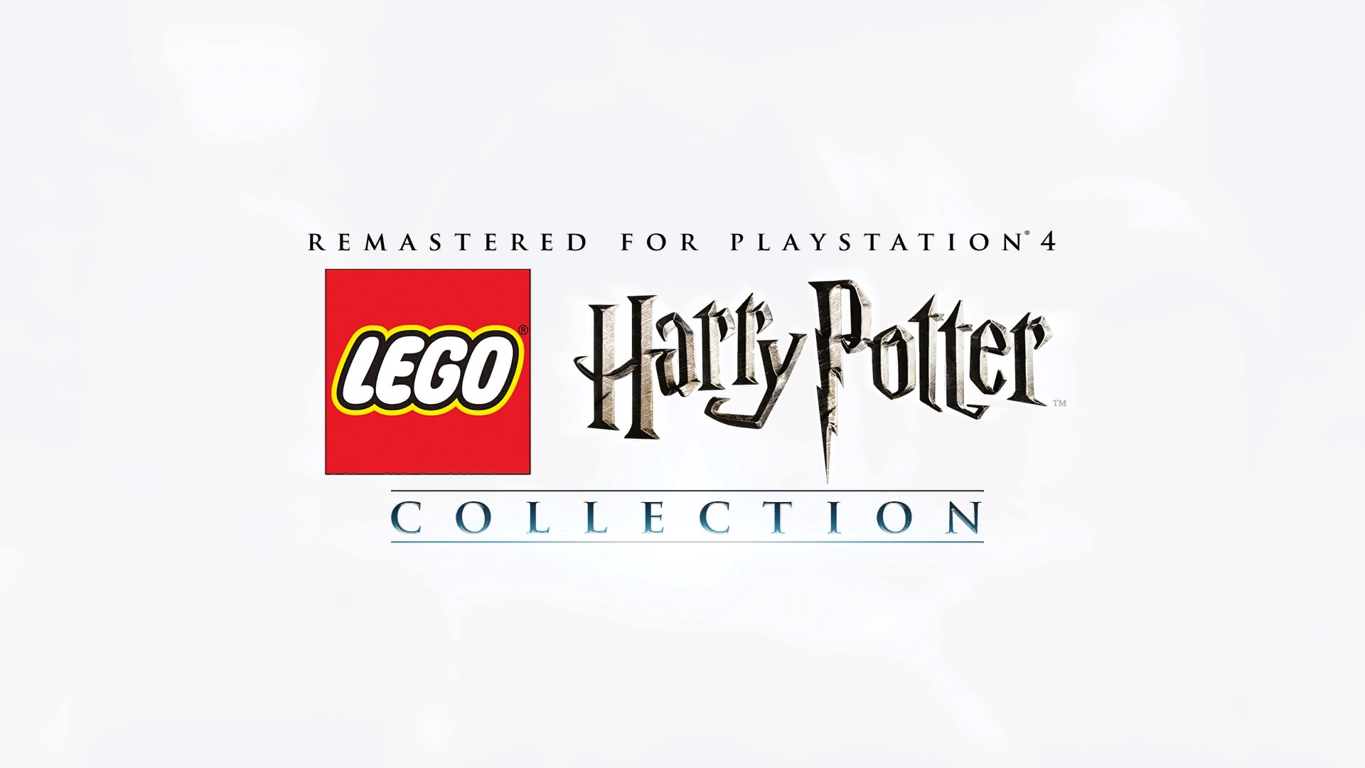 LEGO Harry Potter Collection title screen