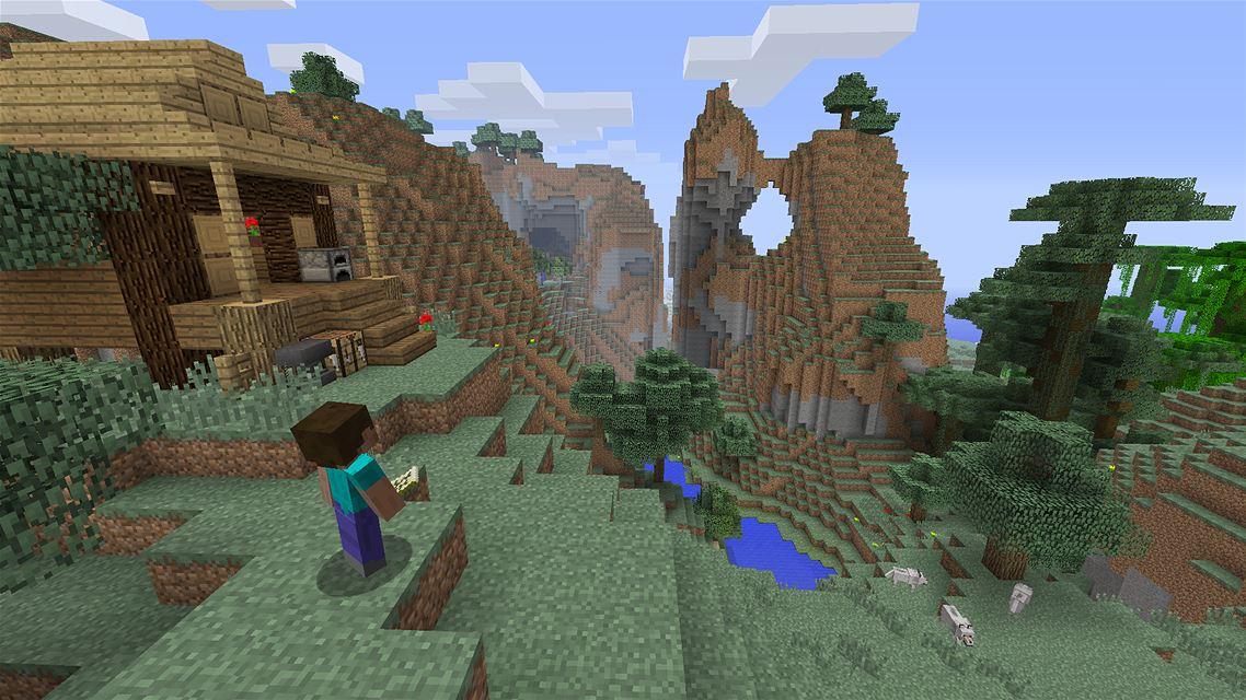 Minecraft: Xbox One Edition Review