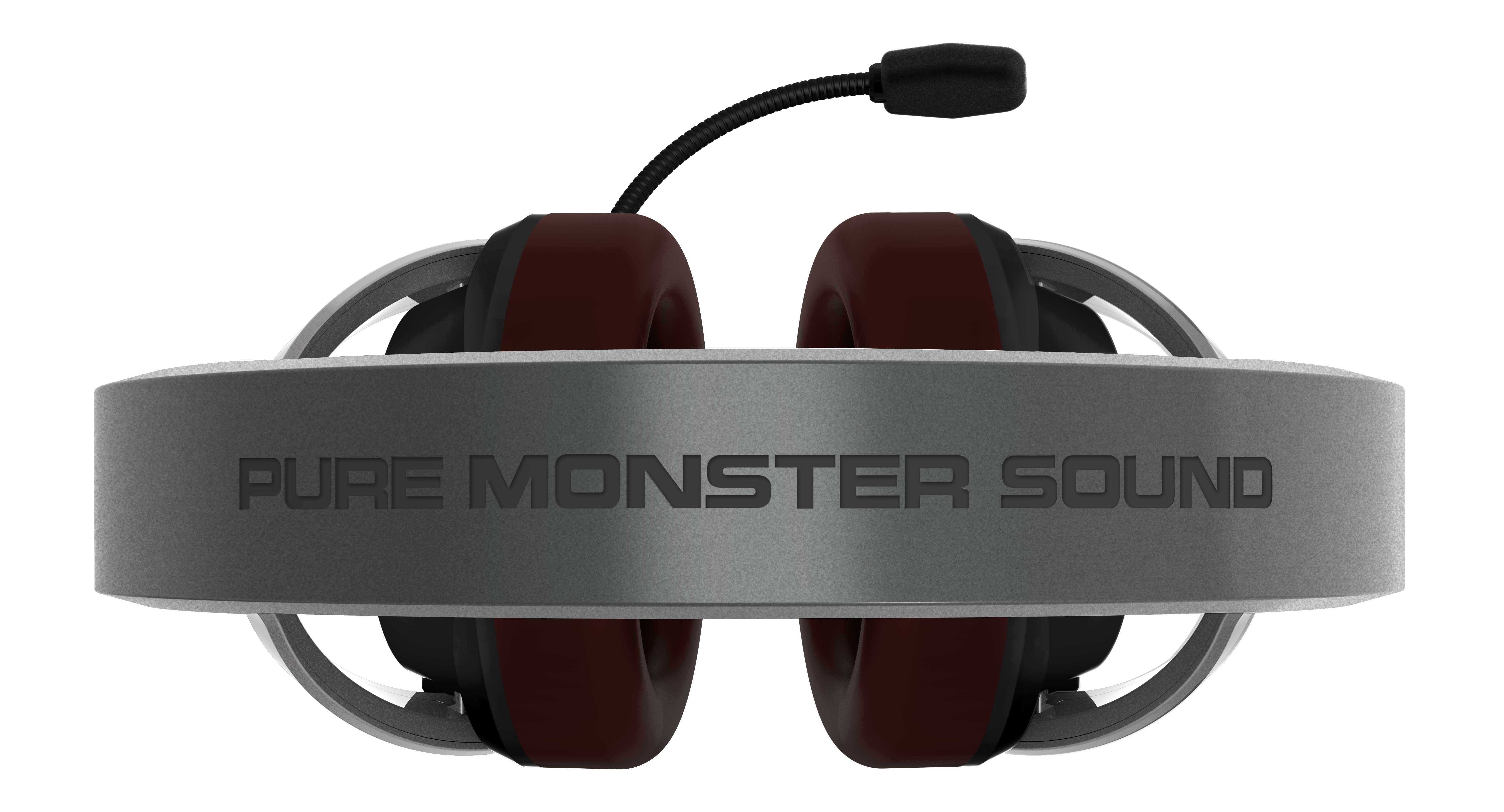 Monster FXM200 Gaming Headset Top View