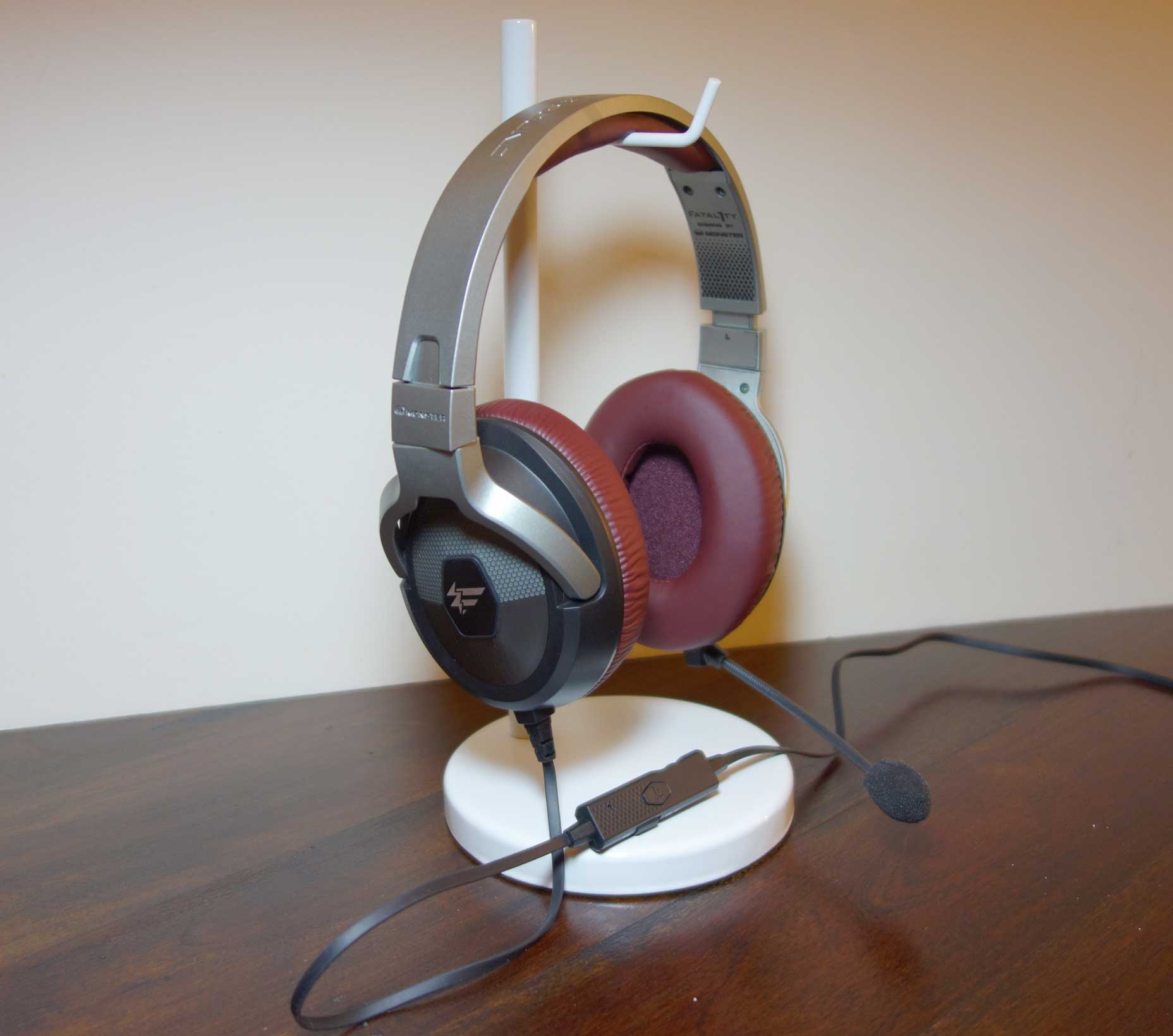 Monster FXM200 Gaming Headset real