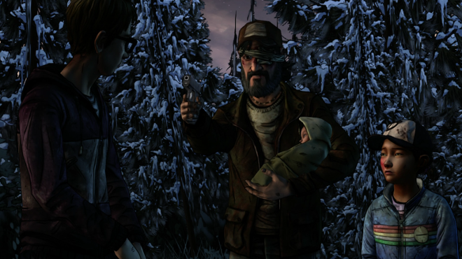 No Going Back The Walking Dead Season 2 Finale Xbox 360 Review