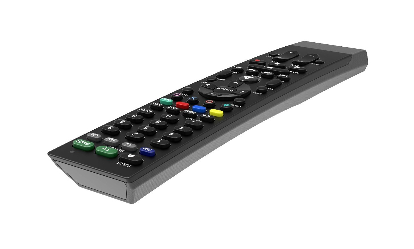 PDP Universal Media Remote for PS4 front