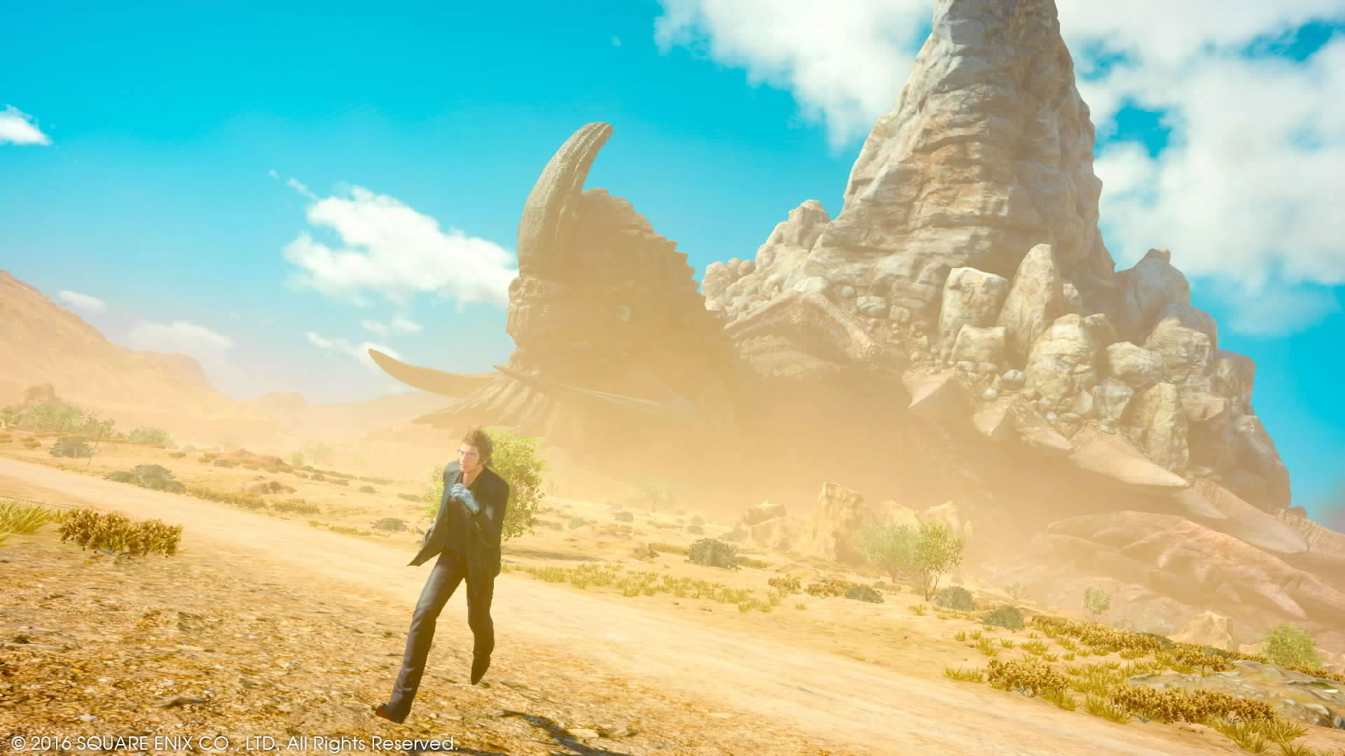 Final Fantasy XV PS Review HighDef Digest - 15 fantasy landscapes entirely made from food