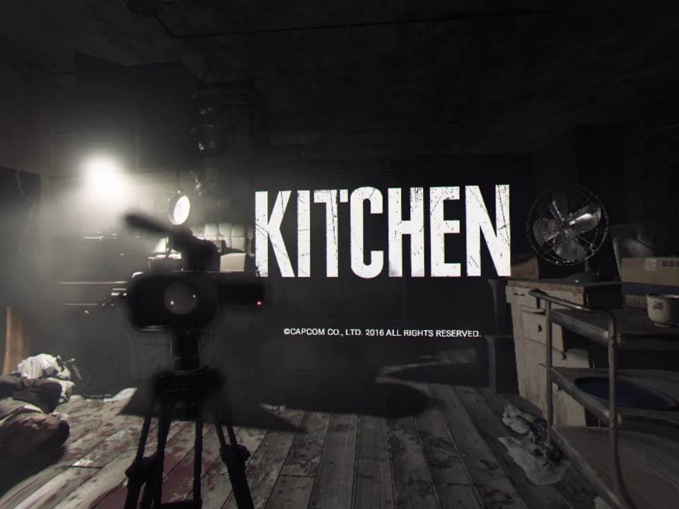 PlayStation VR Demo Disc - Resident Evil Kitchen