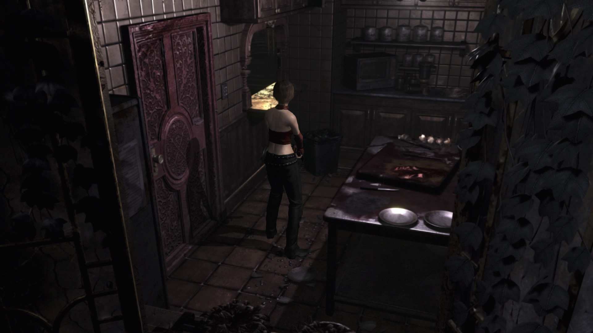 Resident Evil 0 PS4 review Rebecca
