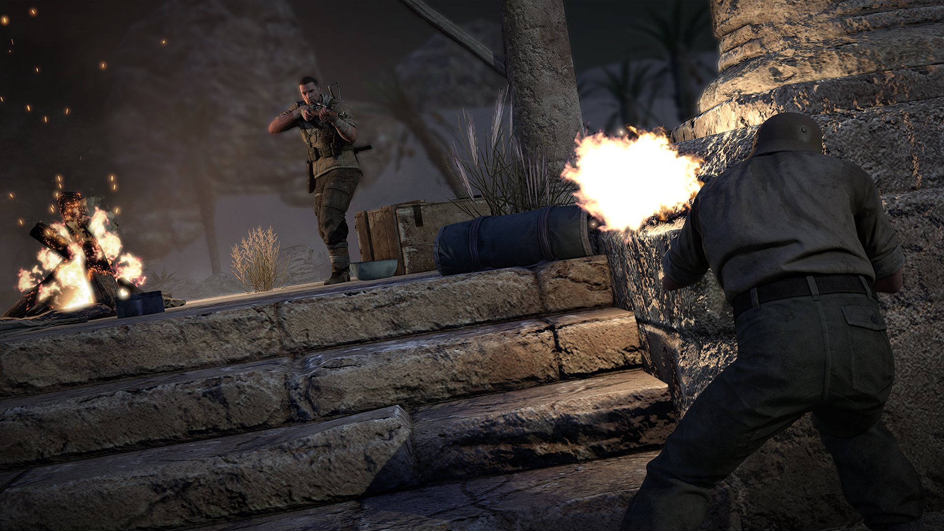 Sniper Elite III Xbox 360 Review
