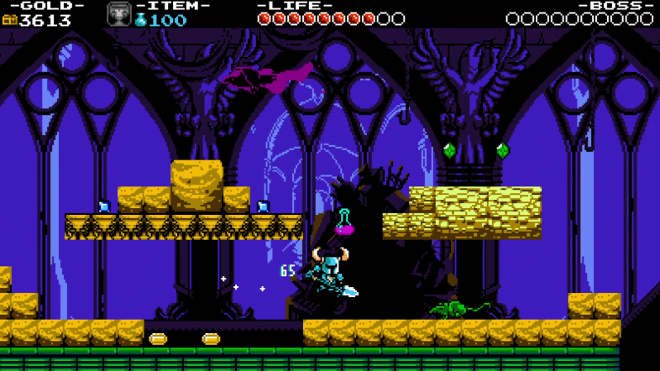 Shovel Knight Wii U Review