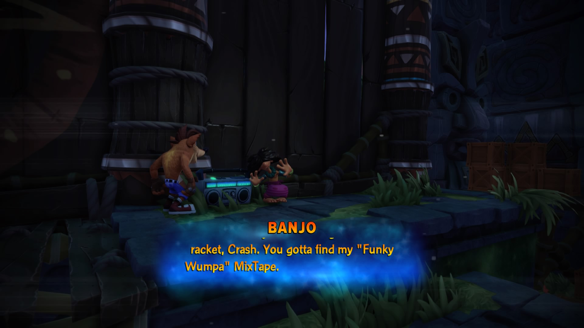 Skylanders Imaginators - Crash Bandicoot Edition - Banjo Thumpin'