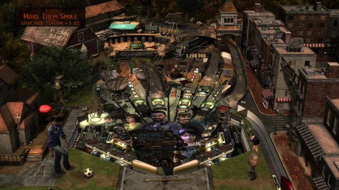 Zen Pinball 2 Zen Studios The Walking Dead Pinball PS4 PS3 Xbox One Xbox 360 Release Date Review