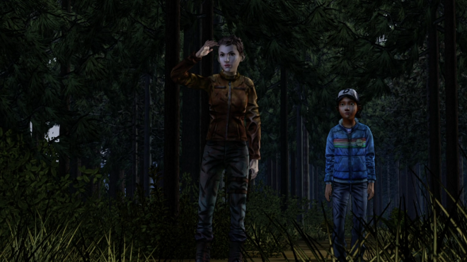 The Walking Dead Amid the Ruins Jane Review
