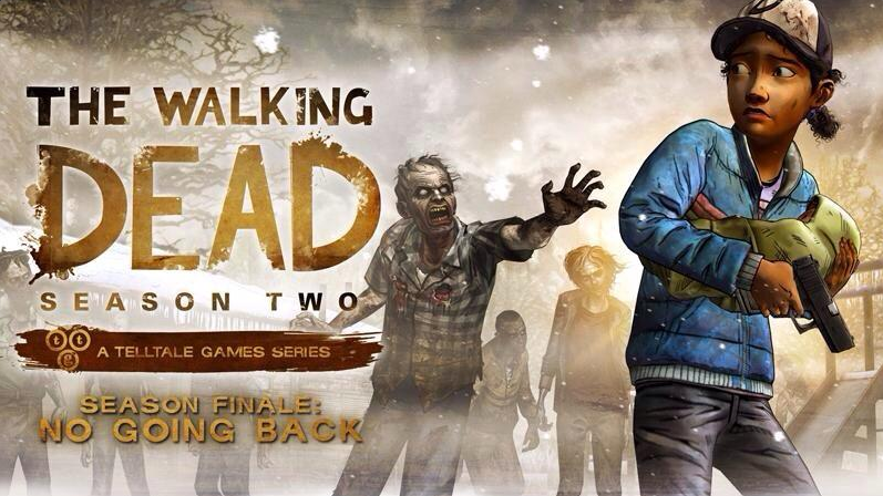 The Walking Dead Season 2 No Going Back Finale Episode 5 Teaser Xbox 360 PS3