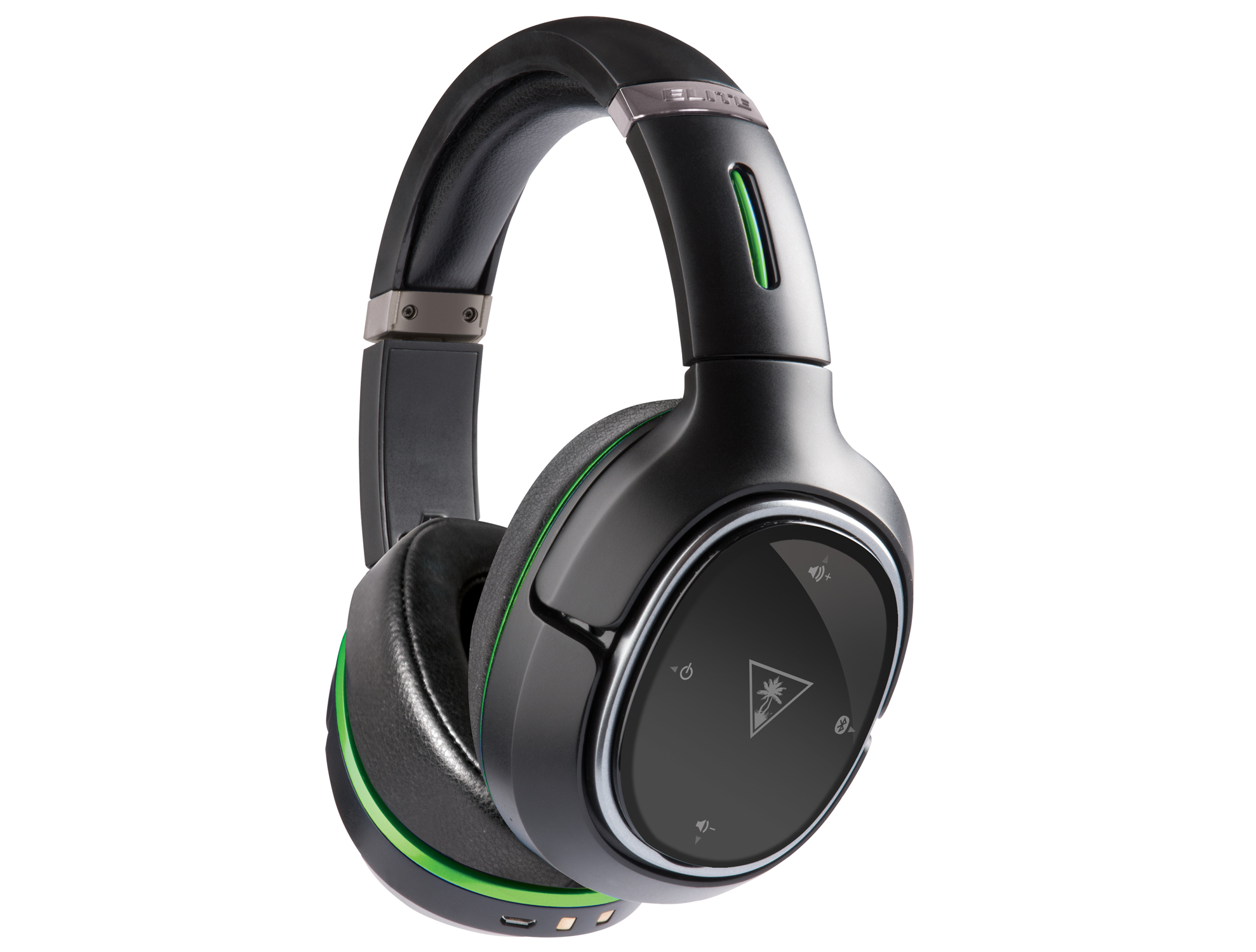 Turtle Beach Elite 800X Xbox One Wireless Surround Sound Headset Controls