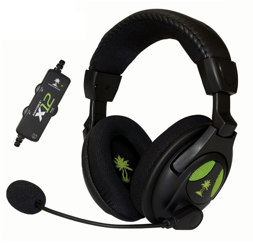 Turtle Beach Ear Force X12 Xbox 360 PS4