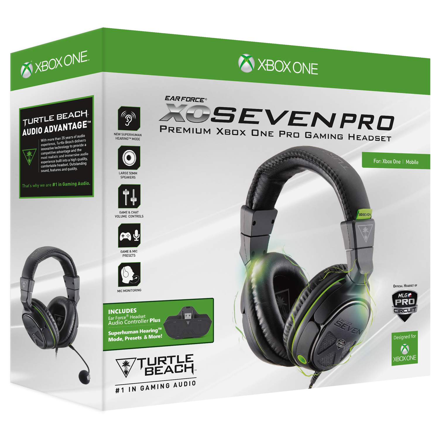 Turtle Beach Ear Force XO SEVEN Pro Xbox One