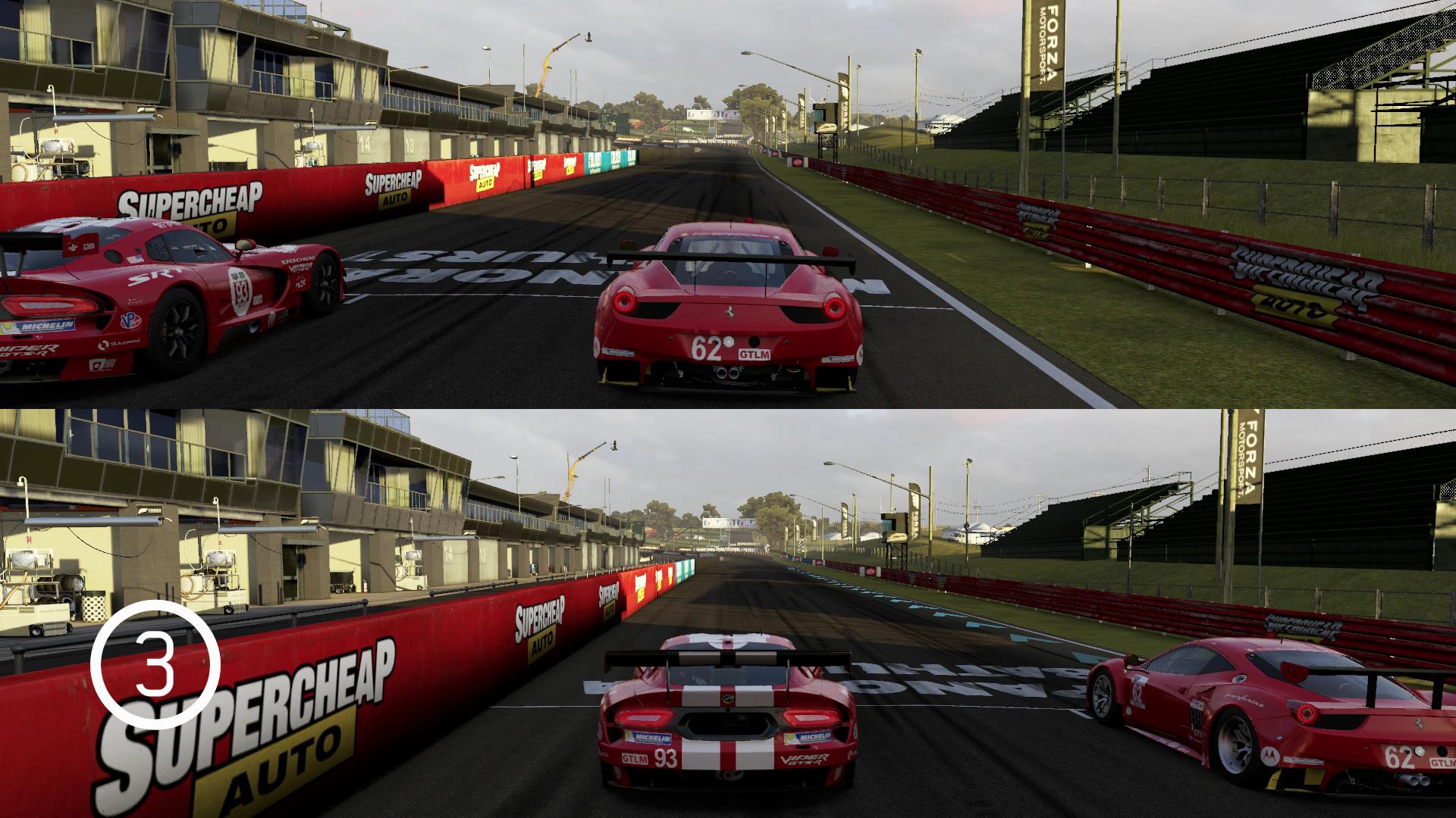 Forza 6 Review Splitscreen