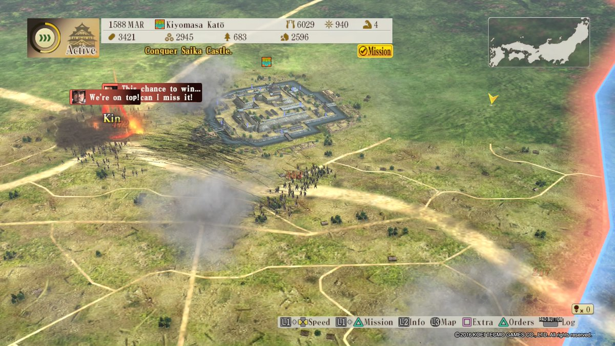 'Nobunaga's Ambition: Sphere of Influence - Ascension' Review